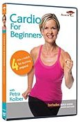 Petra Kolber Explains Why Cardio for Beginners Is A Must Have Exercise DVD