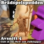 """Artwork for Brädspelspodden 5 – """"Cult of the New"""" och Julklappar"""
