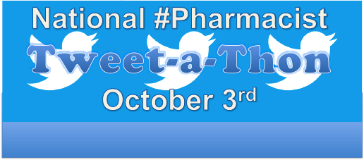 Pharmacy Podcast Episode 107 National #Pharmacist Tweet-a-Thon