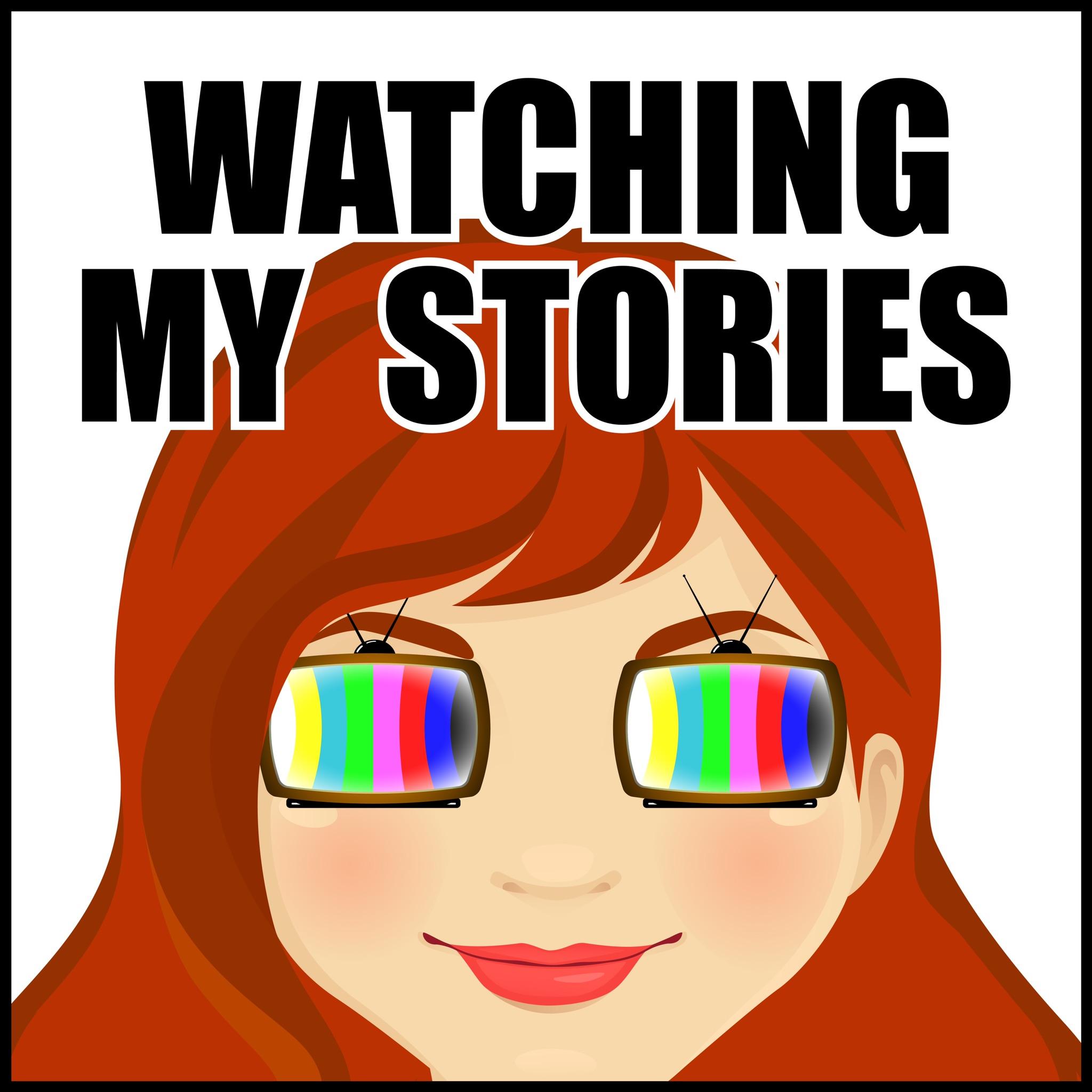 Watching My Stories show art