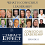 Artwork for What Is Conscious Leadership? A Special Edition Episode Featuring 13 Well Renowned Leaders In the Space