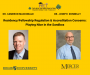 Artwork for Drs. Joe Donnelly & Cameron MacDonald (Part 1)- Residency/Fellowship Regulation & Accreditation Concerns: Playing Nice in the Sandbox