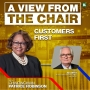 Artwork for Customers First w/Jim West, VP and Chief Customer Officer with MLGW | A VIEW FROM THE CHAIR