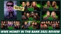 Artwork for WWE Money In The Bank 2021 PPV Review 07/18/2021