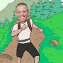 Artwork for DB 061: Ultra-Marathoner Charlie Engle On Running The Sahara & Beyond