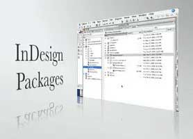 Package your InDesign document for repourposing on the Web