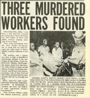 MSM 475 Roscoe Jones - Remembering Schwerner, Chaney & Goodman