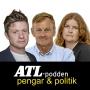 Artwork for ATL podden - Pengar och politik