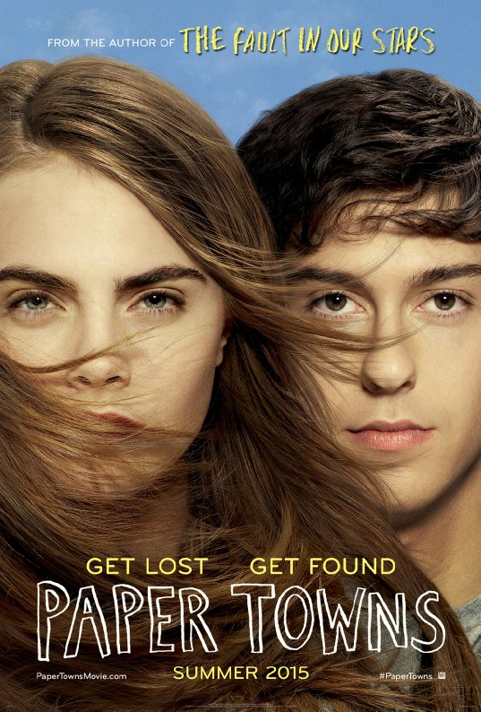 Ep. 160 - Paper Towns (Moonrise Kingdom vs. The Kings of Summer)