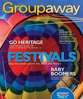 Here I am in GroupAway magazine!
