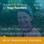 Artwork for 41:  Deep Dive Teaching in Luzerne, Switzerland with Karen Kurzmeyer