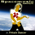 Spacemusic #34 Private Dancer