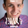 Artwork for TEM185: Becoming a published composer while still in middle school and resisting the expectations of others in order to blaze your own path - A conversation with composer Tyler S. Grant