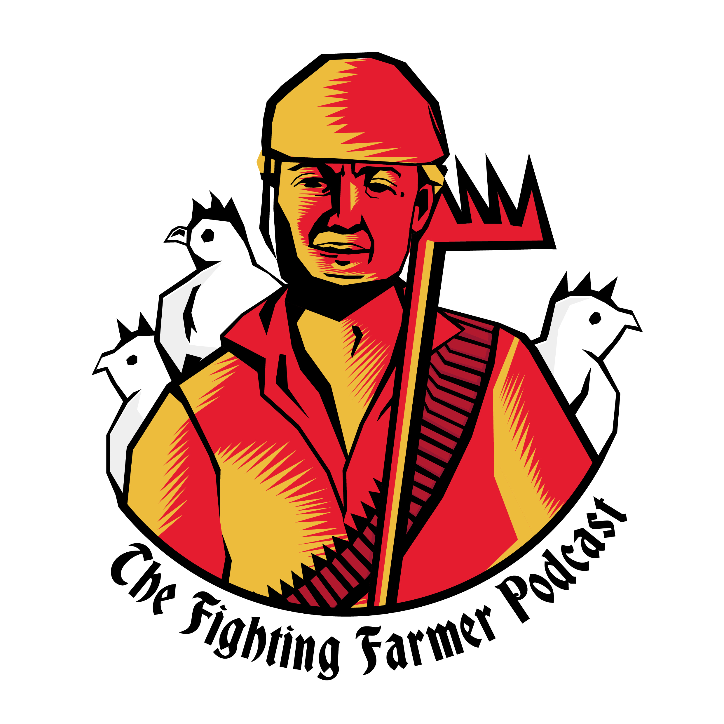 Artwork for The Fighting Farmer Takes on Fake Organic