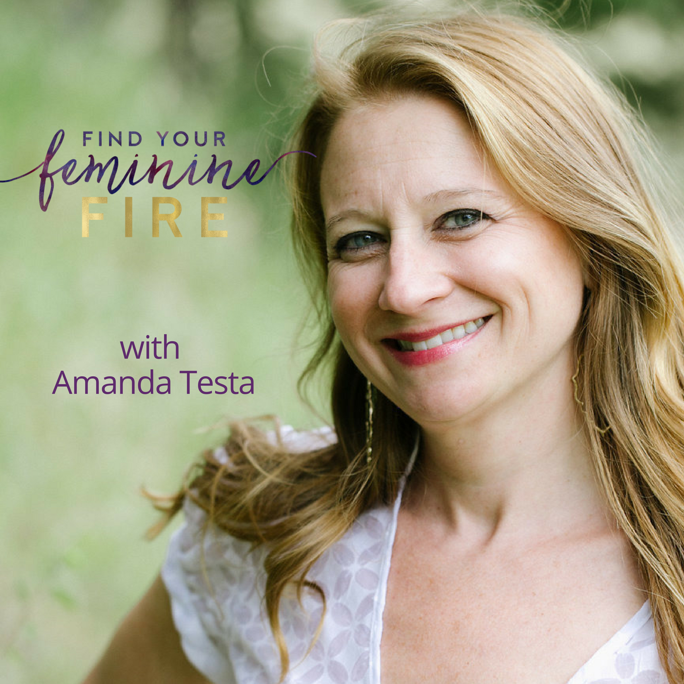 Artwork for Turning on Your Power and Feminine Flow in Life and Business with DesiRae Kraft