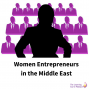 Artwork for 4 MORE Take Aways On Resilience From My Interviews With Women Entrepreneurs In The Middle East