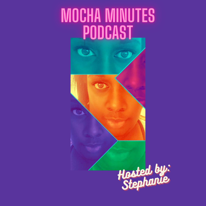 Mocha Minutes show art