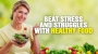 Artwork for Beat STRESS and struggles with healthy FOOD