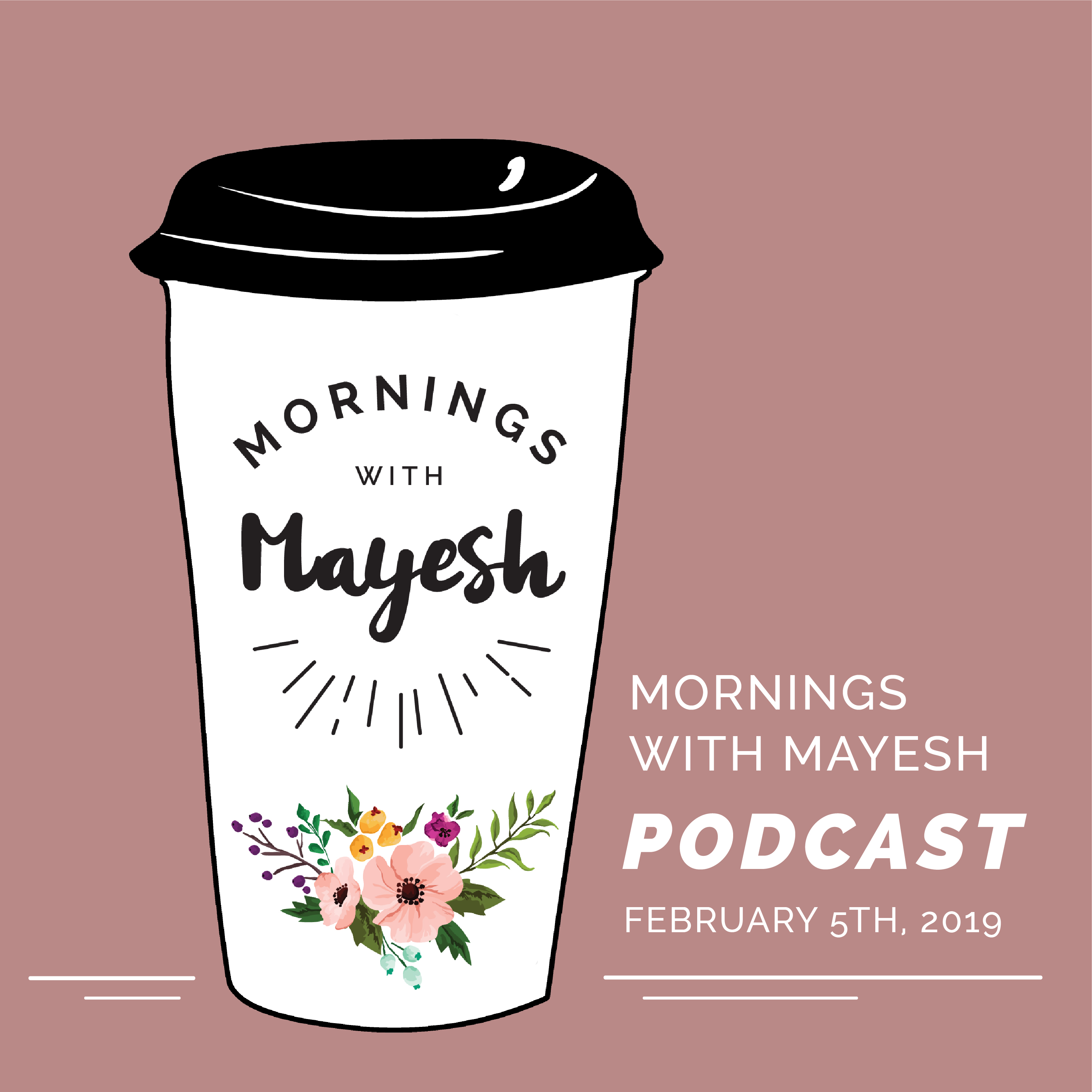 Artwork for Mornings with Mayesh: Sarah Campbell