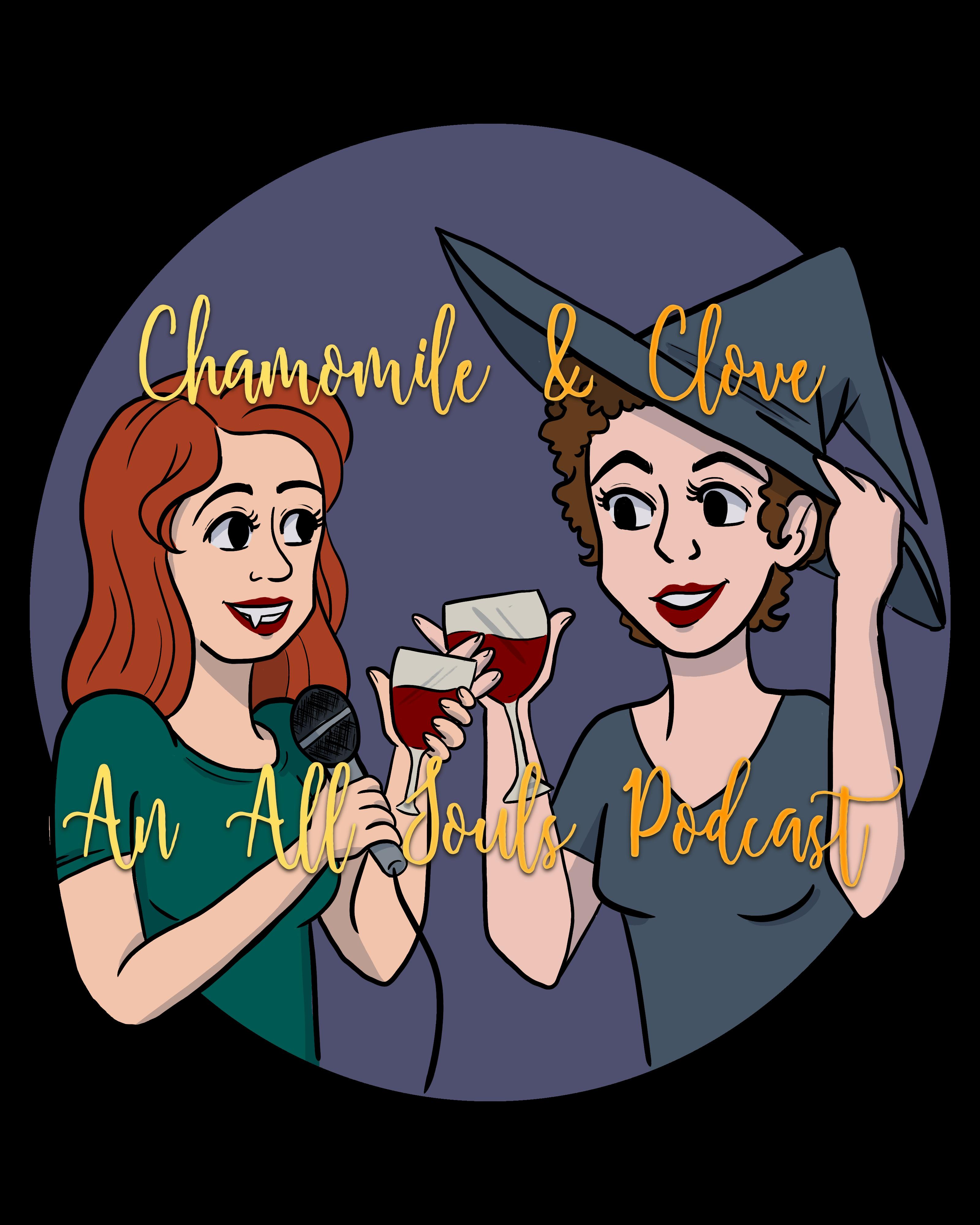 Chamomile & Clove show image