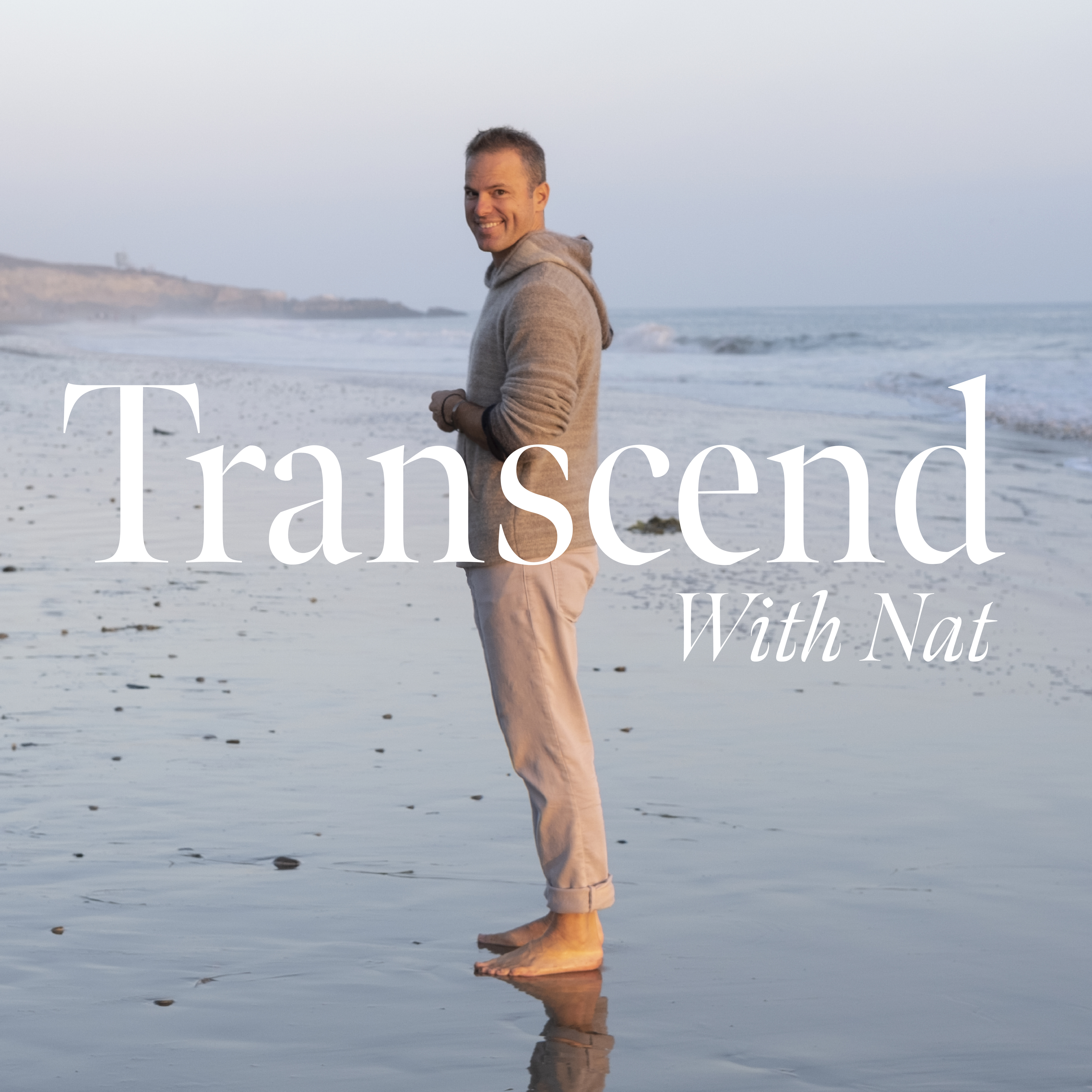 Transcend with Nat show art