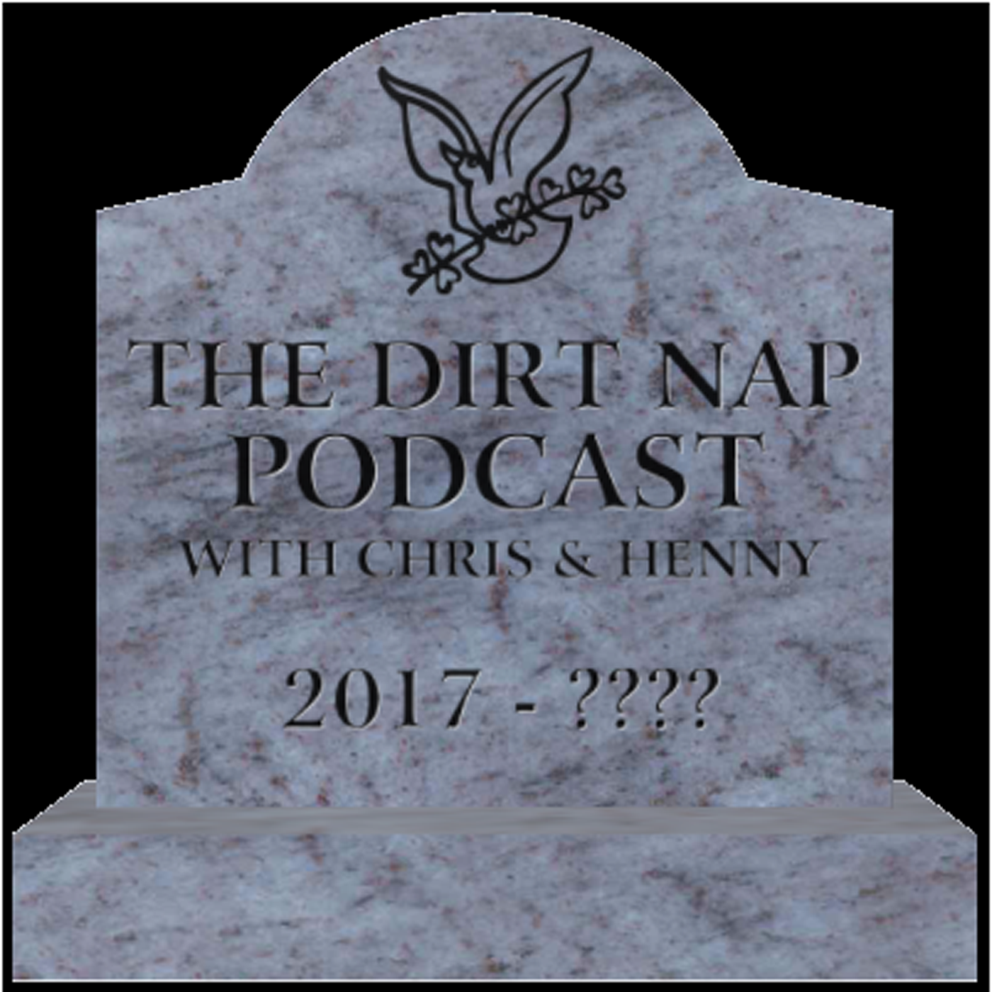 The Dirt Nap Podcast show art