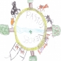 Artwork for Maneras para reducir el estrés crónico con Dr. Kathy Gruver PhD, LMT, CHt. - 140