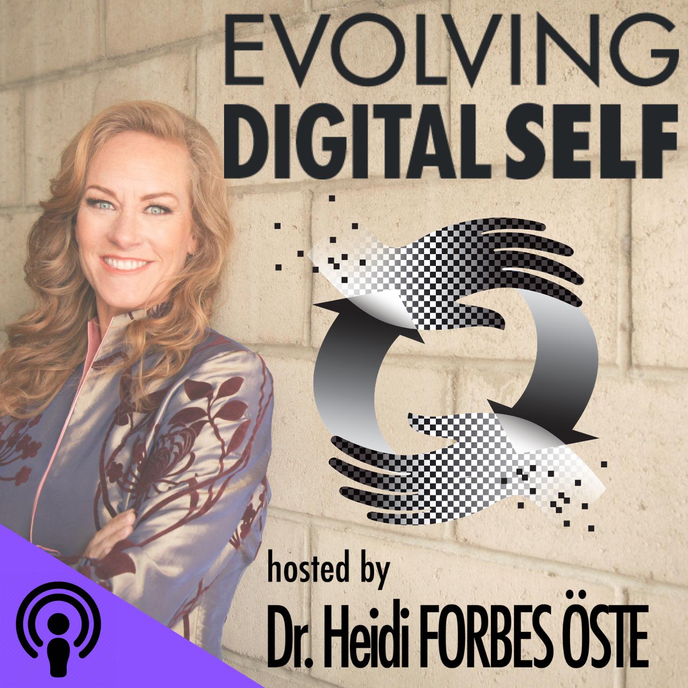 Evolving Digital Self show art