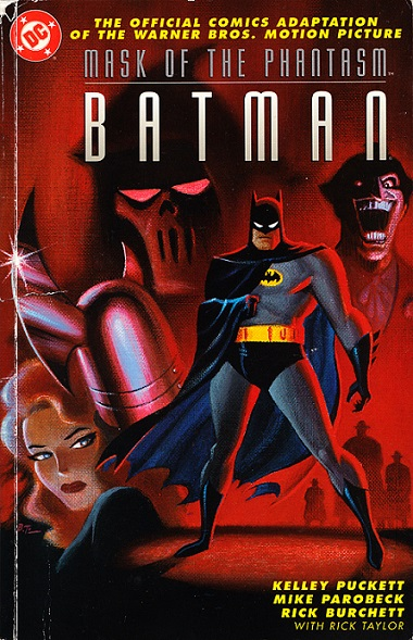 Episode 25 - Batman: Mask of the Phantasm
