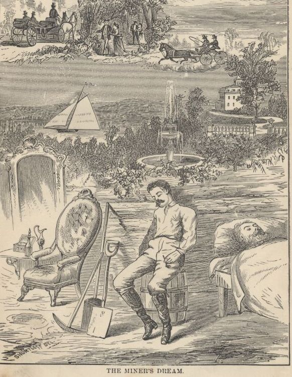Image from Mark Twain's Roughing It