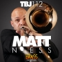 "Artwork for TBJ112: Matt Niess on The Capital Bones, 3 x 3, and getting help from the ""Trombone Angel"""