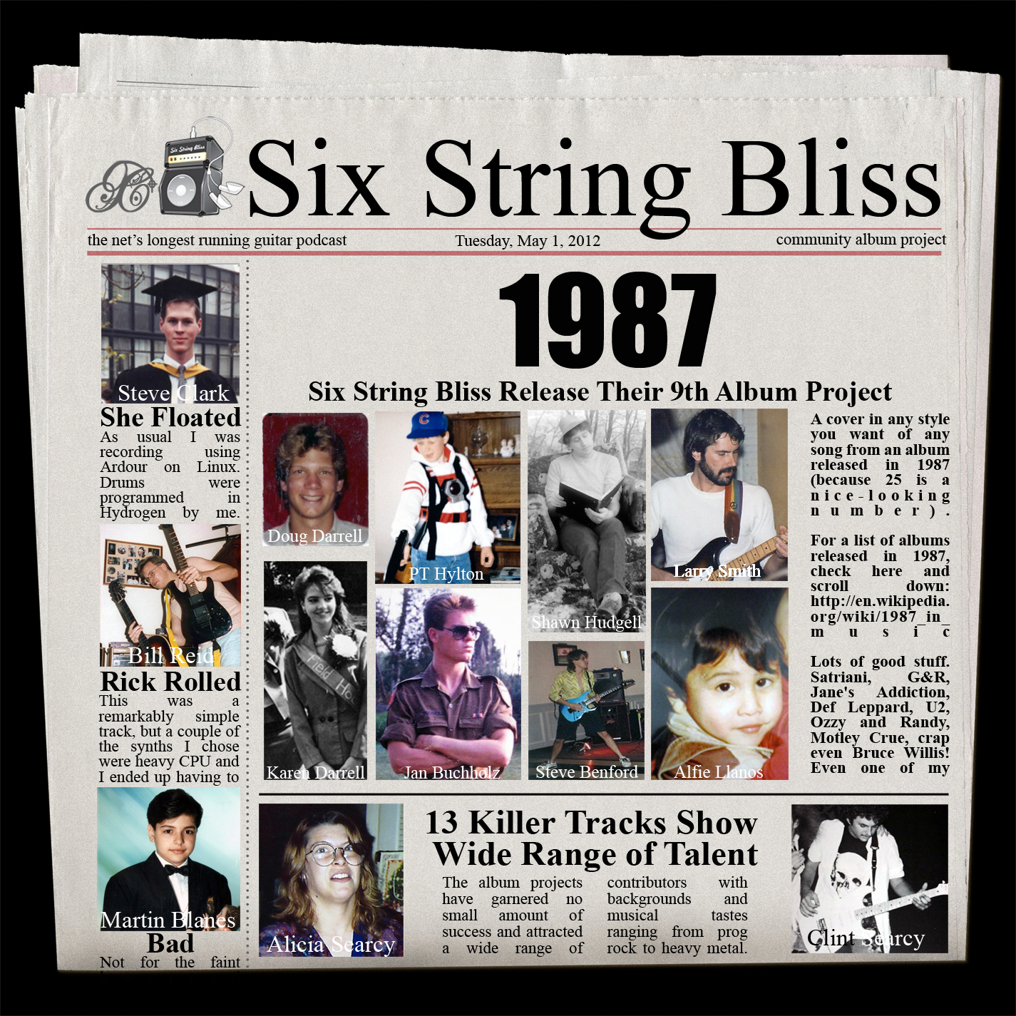 Episode 258: 1987 Album Project