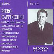 Piero Cappuccilli Tribute