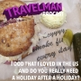 Artwork for FOOD THAT I LOVED IN THE US AND DO YOU REALLY NEED A HOLIDAY AFTER A HOLIDAY?