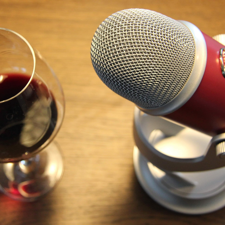 Vinen i glasset's podcast show art