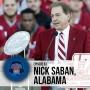 Artwork for Nick Saban, Head Coach - University of Alabama
