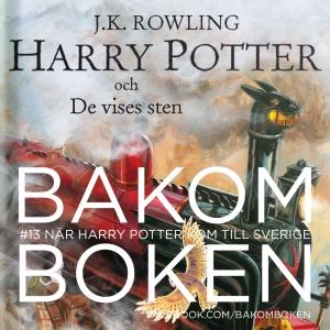 När Harry Potter kom till Sverige