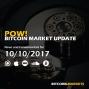 "Artwork for PoW Bitcoin: ""All Systems Are Go "" - 10/10/2017"