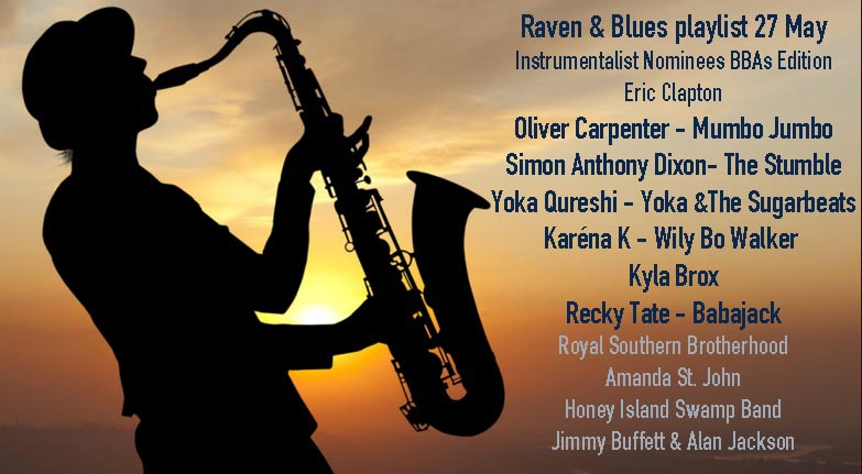 Raven and Blues 27 May 2016