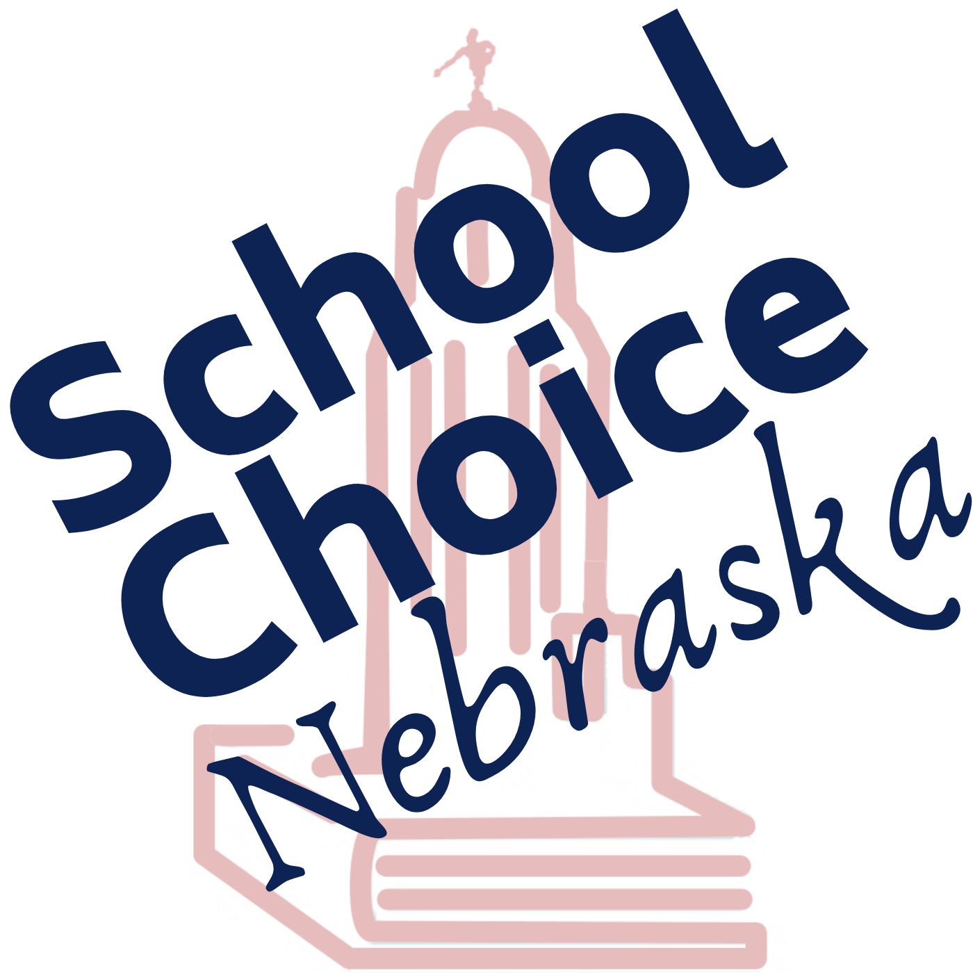 School Choice Nebraska show art