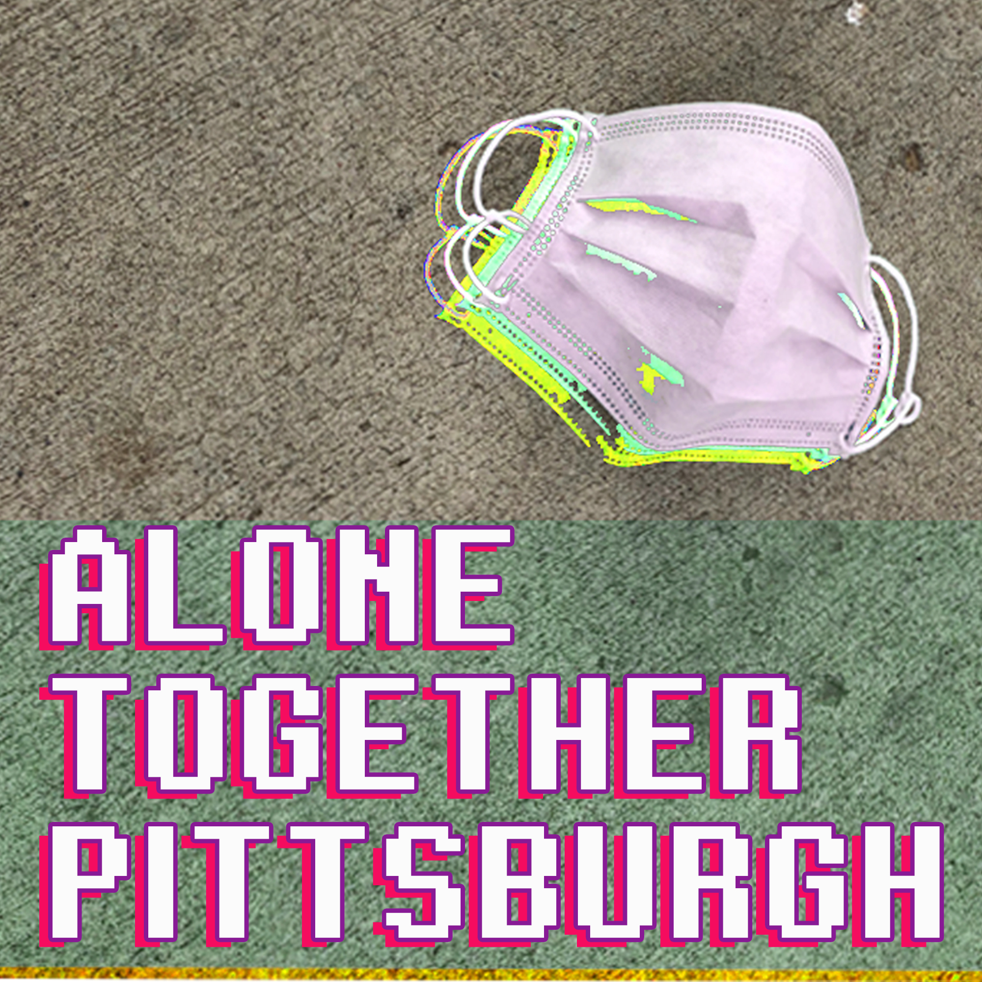 Alone Together Pittsburgh show art