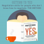 Artwork for  021-Getting to Yes: Negotiation for non-negotiators (part 1 of 2)