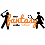 Artwork for My Fantasy Wife Ep 97 with guest, comedian SAM TALLENT
