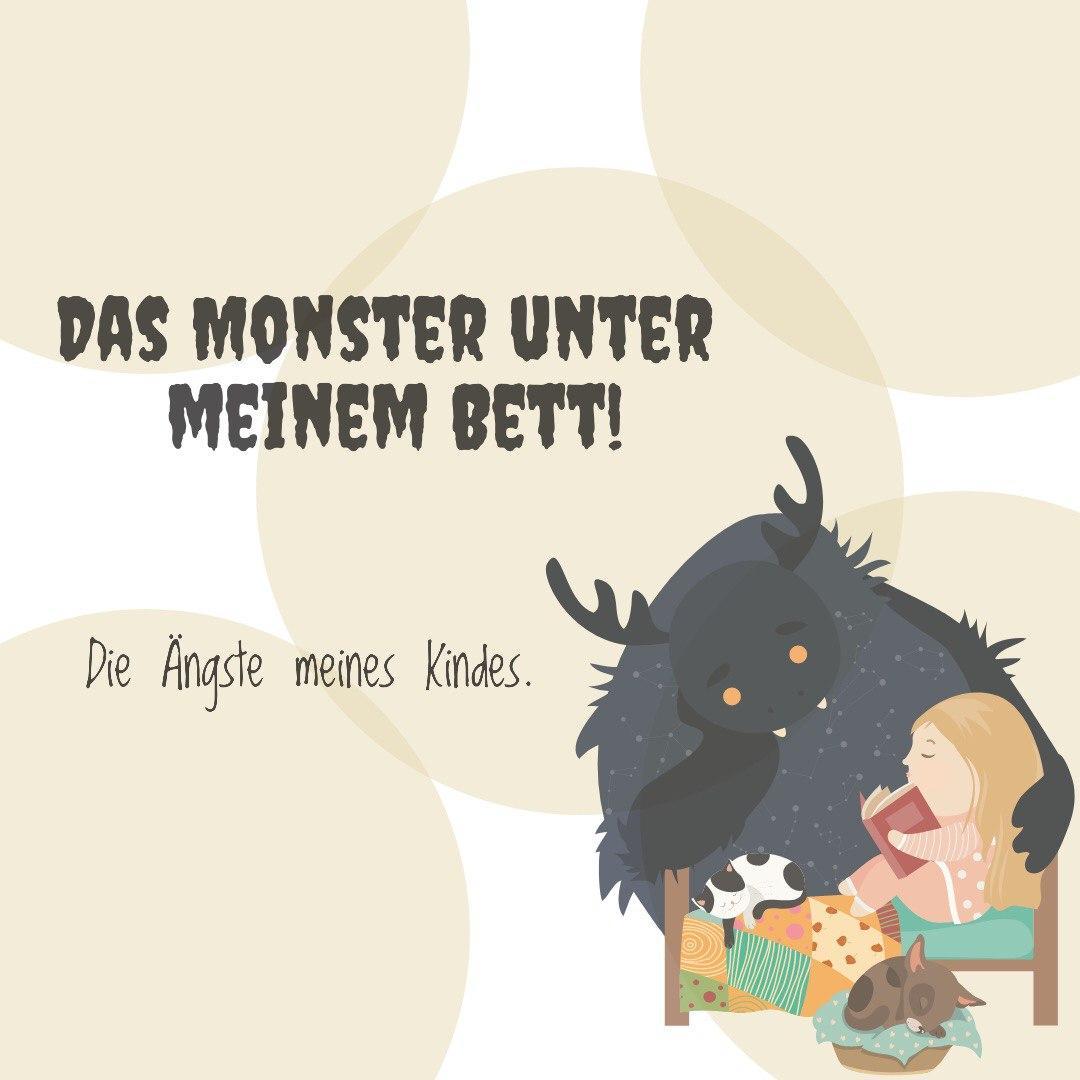 Das Monster unter meinem Bett