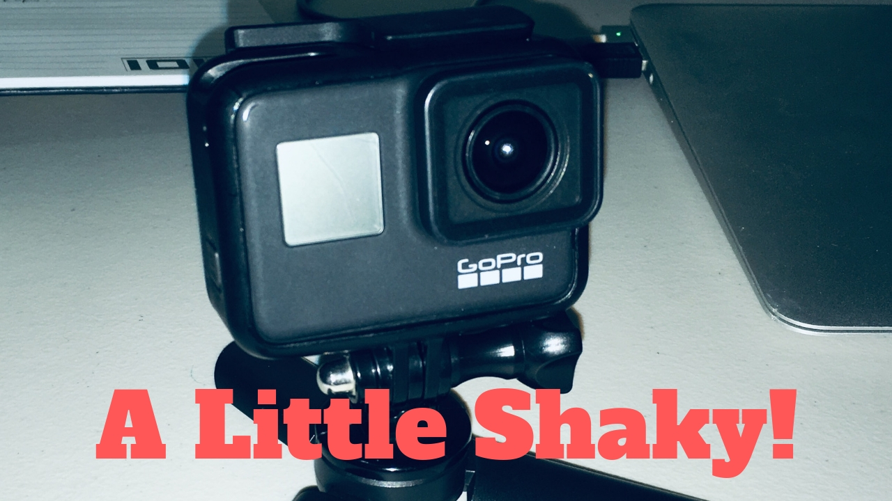 Artwork for GoPro Hero 7 Black Image Stabilization.   Let's put it to the test! VIDEO