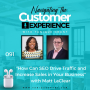 Artwork for 091:How Can SEO Drive Traffic and Increase Sales in Your Business with Matt LaClear