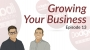 Artwork for Dodgeball Marketing Podcast #13: Growing Your Business When the Economy is Not Growing