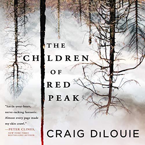 Craig DiLouie, author of horror novel THE CHILDREN OF RED PEAK