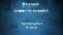 Artwork for Commit To Conncet: The Evangelism of Jesus Pt. 1 (Pastor Bobby Lewis Jr.)