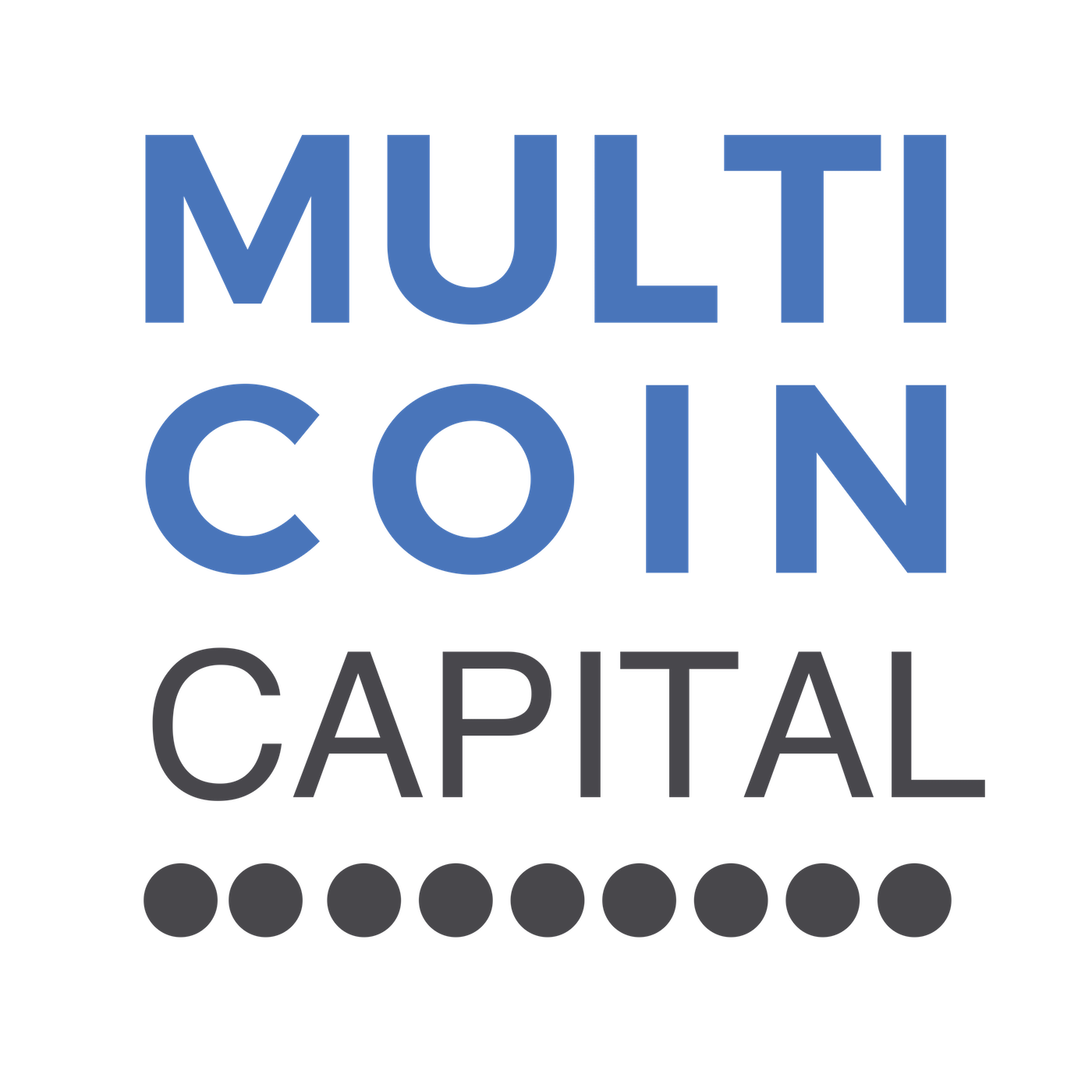 Conversations with Multicoin Capital show art